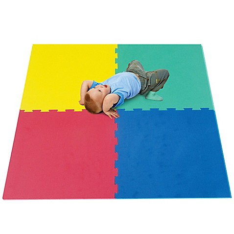 Verdes Jumbo Foam Playmat Bed Bath Amp Beyond