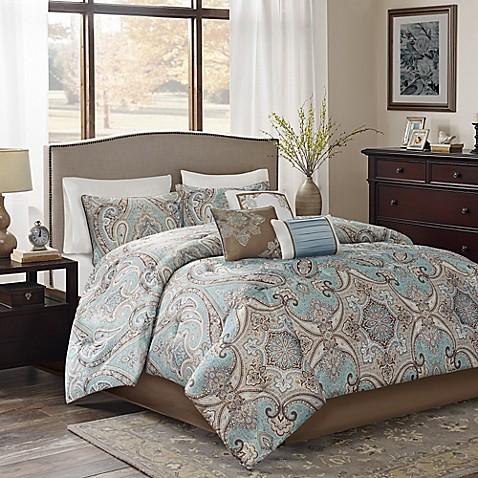 Yvette comforter set bed bath beyond for Comfort inn bedding for sale