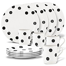 kate spade new york All in Good Taste™ Deco Dot Dinnerware Collection  sc 1 st  Bed Bath \u0026 Beyond & kate spade dachshund | Bed Bath \u0026 Beyond