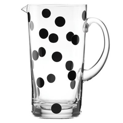 image of kate spade new york All in Good Taste™ Deco Dot Pitcher