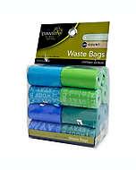Bolsas de plástico para desechos Pawslife™, Set de 320 pzas