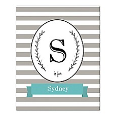 image of Classic Monogram Canvas Wall Art