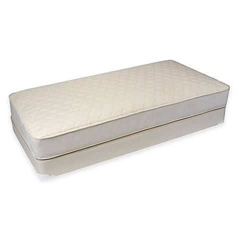 Buy Naturepedic Quilted Deluxe 2 Sided Twin Mattress From Bed Bath Beyond