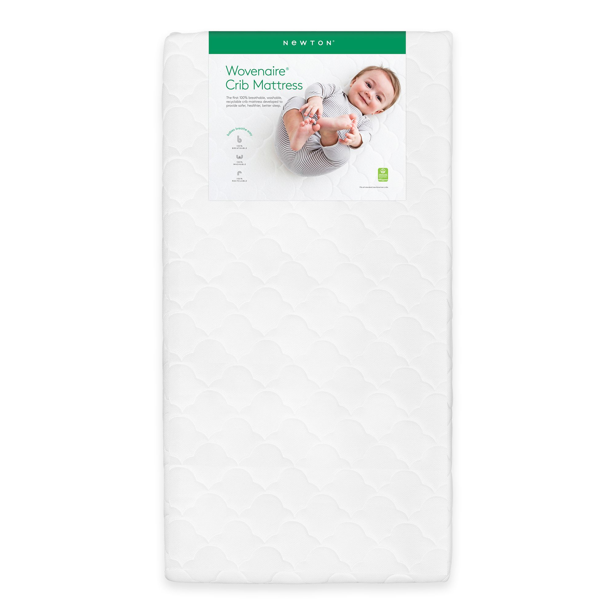 Newton Baby Wovenaire Crib Mattress BABY