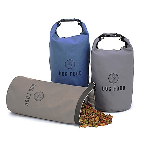 Travel Dog Food Storage Bag