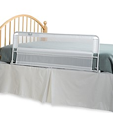 image of Hide-Away 43-Inch Portable Bed Rail by Regalo®
