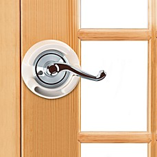 image of French Door Lever Handle Lock by Safety 1st®
