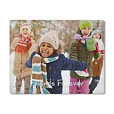 image of Woven Photo Placemats (Set of 4)