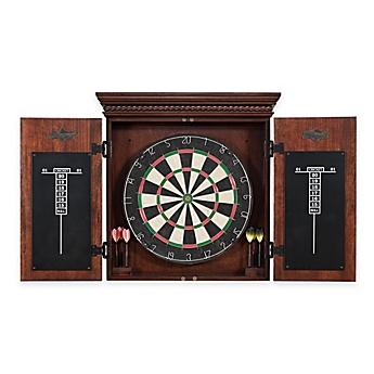 Image Of Cavalier Dartboard Cabinet Set