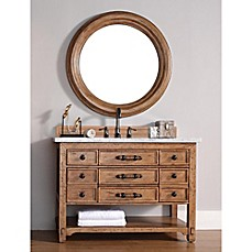 image of Malibu 48-Inch Honey Alder Wood Single Vanity Collection