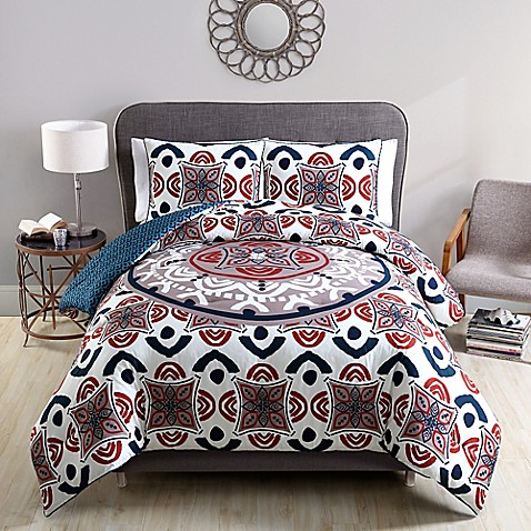 clairebella cabo comforter set in white bed bath amp beyond clairebella mirabelle reversible comforter set in spice 174