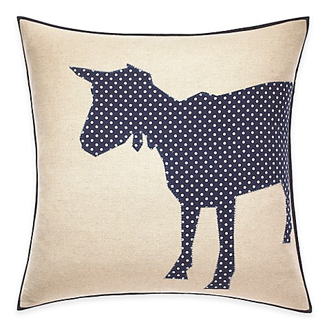 ED Ellen DeGeneres Goat Dot Throw Pillow