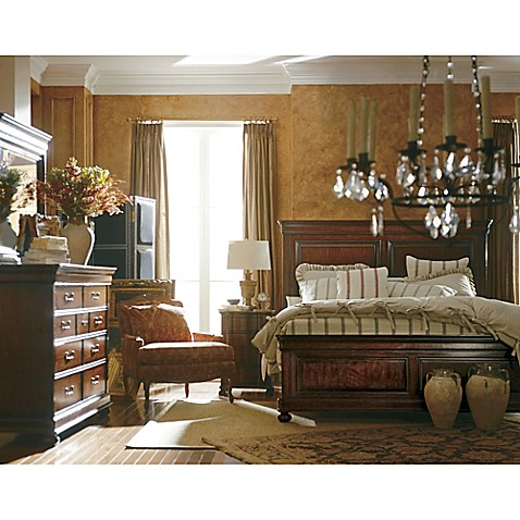 stanley furniture louis phillip bedroom furniture collection bed