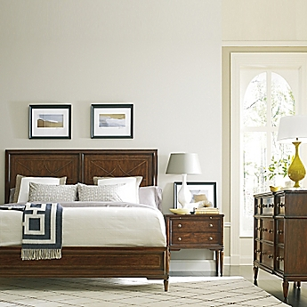 Image Of Stanley Furniture Vintage Bedroom Furniture Collection