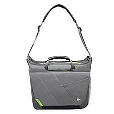 image of Bluekiwi™ HAKA Universal Diaper Bag in Grey/Green
