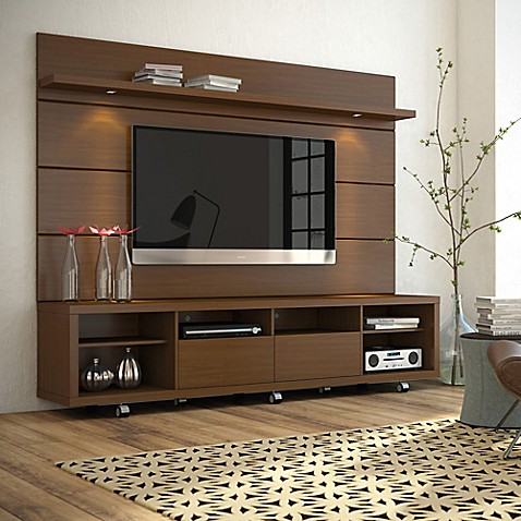 image of manhattan comfort cabrini tv stand and panel 22