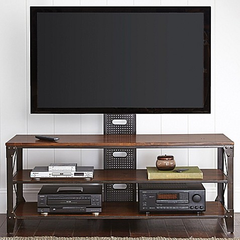 the clean bedroom steve silver co winston tv console in cherry bed bath 13514