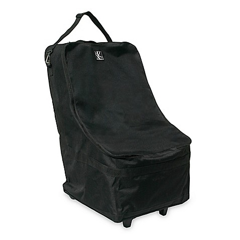 j l childress wheelie car seat travel bag buybuy baby