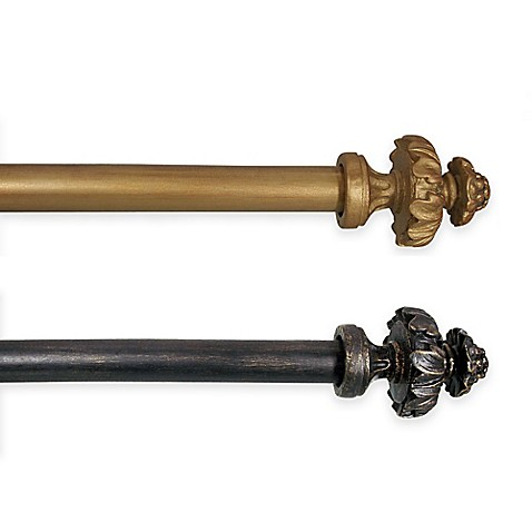 Classic Home Fancy Decorative Window Hardware Bed Bath Beyond