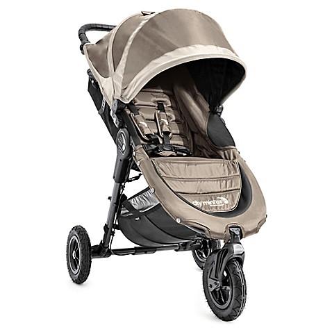 Baby Jogger 174 City Mini 174 Gt Single Stroller In Sand Stone