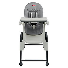 image of OXO Tot® Seedling High Chair in Graphite/Dark Grey