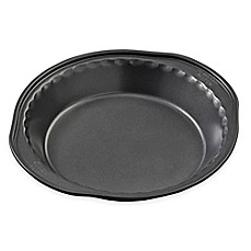 Wilton® Perfect Results 9-Inch Deep Pie Pan  sc 1 st  Bed Bath u0026 Beyond & Pie Baking Dishes Plates u0026 Tart Pans | Bed Bath u0026 Beyond