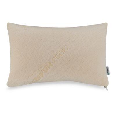 TempurPedic Travel Comfort Pillow Bed Bath Beyond