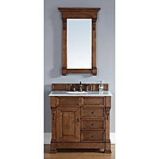 image of james martin furniture brookfield inch single vanity with drawers in country oak with light grey bathroom vanity cabinet no top 48