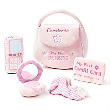 image of Gund® My First Purse Play Set