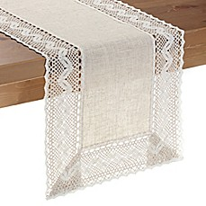 Pebble Lace Table Runner