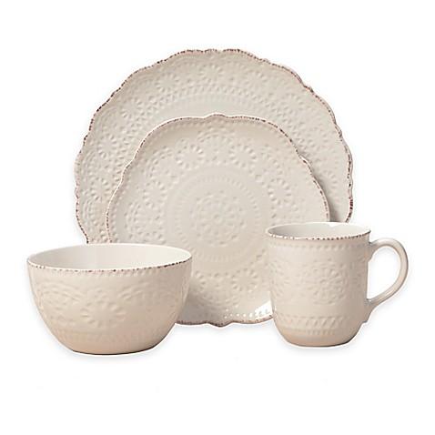 chateau 16piece dinnerware set in cream - Pfaltzgraff Patterns