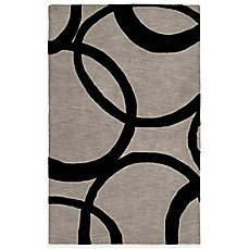 image of kaleen astronomy gamma rug in graphite