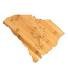 image of South Carolina State 15.2-Inch x 12-Inch Cutting Board