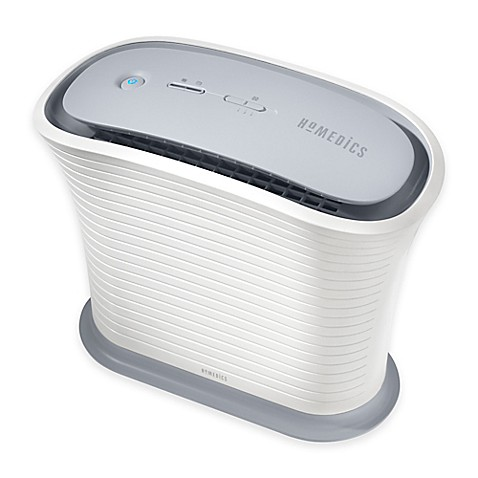 buy homedics small room air purifier from bed bath beyond. Black Bedroom Furniture Sets. Home Design Ideas
