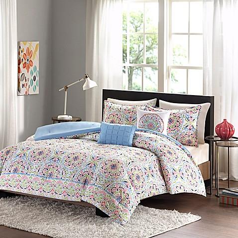Intelligent Design Zoe Comforter Set Bed Bath Amp Beyond