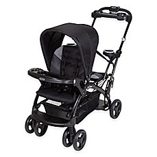 image of Baby Trend Sit N' Stand® Elite Stroller in Storm