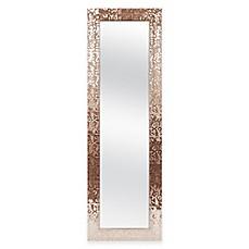 Image Of Door Solutions™ 53 Inch X 17 Inch Rectangular Sequin Over