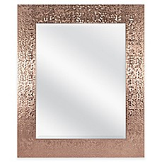 Image Of Door Solutions™ 36 Inch X 30 Inch Large Rectangular Sequin Mirror