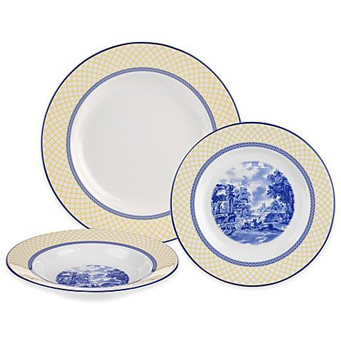 Spodeu0026reg; Giallo Dinnerware Collection  sc 1 st  Bed Bath u0026 Beyond & Spode® Giallo Dinnerware Collection - Bed Bath u0026 Beyond