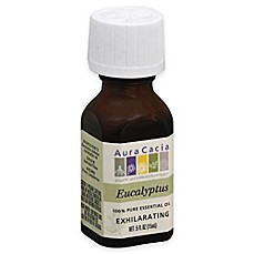 image of Aura Cacia® 0.5 oz. Pure Essential Oil in Eucalyptus