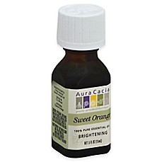 image of Aura Cacia® 0.5 oz. Pure Essential Oil in Sweet Orange