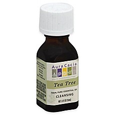 image of Aura Cacia® 0.5 oz. Pure Essential Oil in Tea Tree