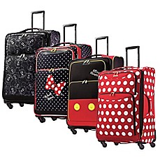image of Disney® 28-Inch Softside 4-Wheel Spinner from American Tourister®