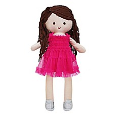 image of AMY COE by North American Bear Co. 15-Inch Amy Brunette Doll