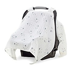image of aden® by aden + anais® Car Seat Canopy in Twinkle