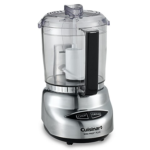 Cuisinart 174 4 Cup Mini Food Processor Bed Bath Amp Beyond