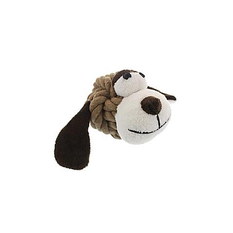 Rope Head Animals Dog Toy - Bed Bath & Beyond