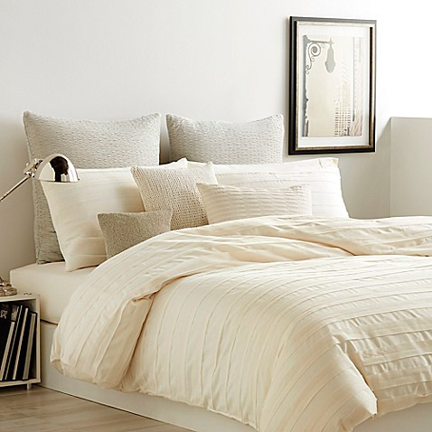 dkny loft stripe comforter set bed bath beyond. Black Bedroom Furniture Sets. Home Design Ideas