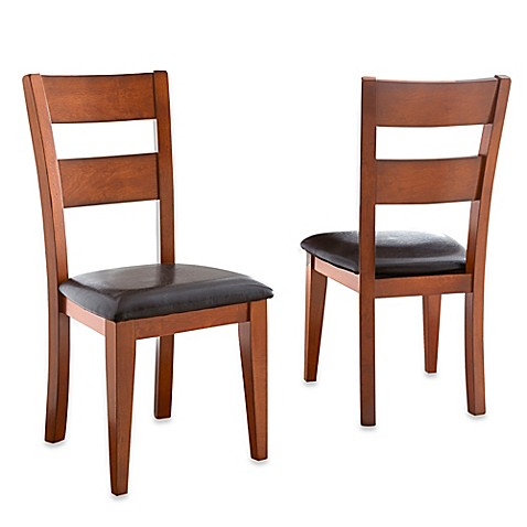 Buy Steve Silver Co Mango Side Chairs In Brown Set Of 2