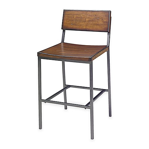 Progressive Furniture Sawyer Barstool And Counter Stool In
